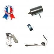 Rupteur + condensateur solex