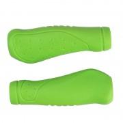 Poignée ergonomique vert 125mm
