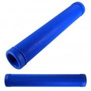 Poignée fixie bleu 178mm