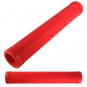 Poignée fixie rouge 178mm