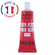 Tube graisse rose universelle VELOX 25 gr