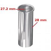 Réducteur de tige de selle 27.2 vers 28 mm adaptateur
