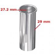 Réducteur de tige de selle 27.2 vers 29 mm adaptateur