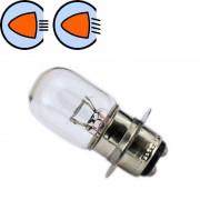 Ampoule 12V 25/25W T19 P15D-25-1
