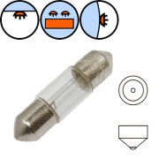 Ampoule 12V 3W navette