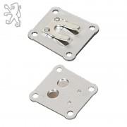 Clapets aluminium compatible PEUGEOT