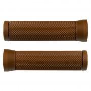 Poignée vintage marron 125mm