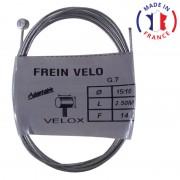Câble de frein type WEINMANN D7 L6 D1.5 L2.5
