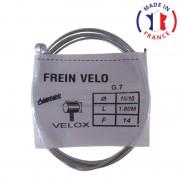 Câble de frein type WEINMANN D7 L6 D1.5 L1.8
