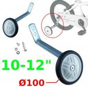 Stabilisateur vélo enfant 10 à 12 pouces