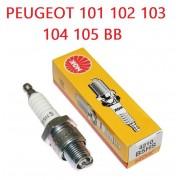 BOUGIE NGK B5HS PEUGEOT 101, 102, 103, 104, 105, BB, GL10, GT10