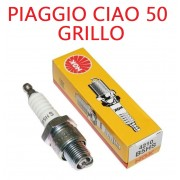 BOUGIE NGK B5HS PIAGGIO CIAO 50 GRILLO MOBYLETTE