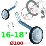 Stabilisateur vélo enfant 16 à 18 pouces
