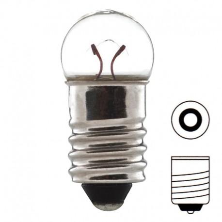 Ampoule 6V 2.4W à visser