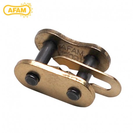 Attache rapide de chaîne AFAM 420 AR cyclomoteur
