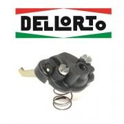 Couvercle boisseau carburateur Dellorto SHA