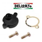 Couvercle boisseau carburateur Dellorto PHBG