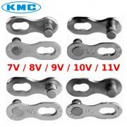 Attache rapide de chaîne KMC 7V 8V 9V 10V 11V comp. SHIMANO SRAM KMC SUNRACE