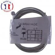 Câble de débrayage ou frein VESPA D9 L8 D2.5 L2.5