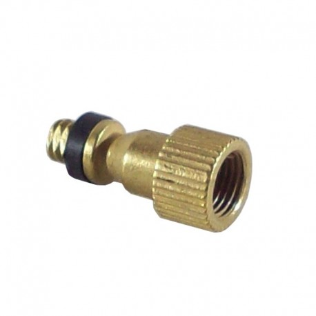 Adaptateur de valve de type SCHRADER à type DUNLOP
