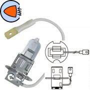 AMPOULE 12V 35W NORME H3 CULOT PK22S AUTO MOTO SCOOTER PROJECTEUR LAMPE FEU AVANT PHARE