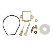 NECESSAIRE DE REPARATION CARBURATEUR DELLORTO SHA : JOINT + FILTRE + GICLEUR + POINTEAU + VIS + RESSORT KIT MOTO SCOOTER