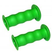 Poignée enfant vert 85mm