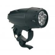 Feu éclairage avant 5 LED 3 modes fixe clignotant