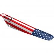 Garde boue arrière flexible USA VELOX